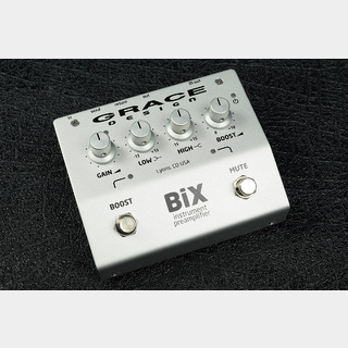GRACE design BiX Instrument Preamp / EQ/ DI 【新宿店】