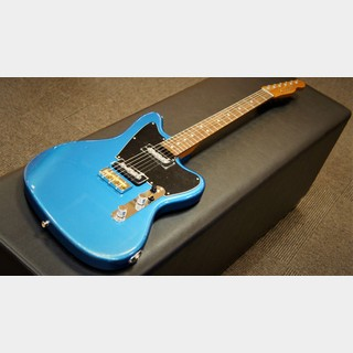 Fender Limited Mahogany Offset Telecaster P90, Rosewood Fingerboard / Lake Placid Blue