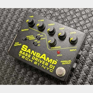 Tech 21 Sansamp Bass Driver DI  V1