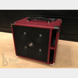 Phil Jones Bass Suitcase Compact (Red)