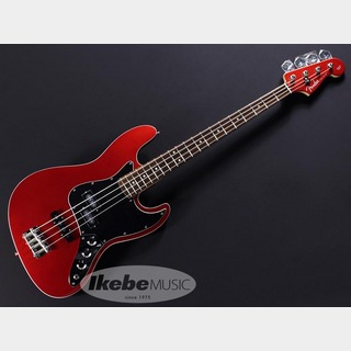 FenderMade in Japan Aerodyne II Jazz Bass (Candy Apple Red) 【即納可能】