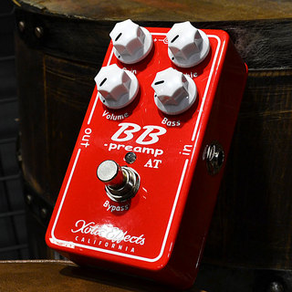 Xotic BBP-AT / BB-Preamp Andy Timmons Edition【即納可能】