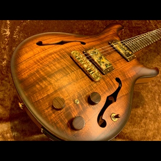Paul Reed Smith(PRS) Private Stock Hollowbody II with Piezo #7655 【動画アリ♪】