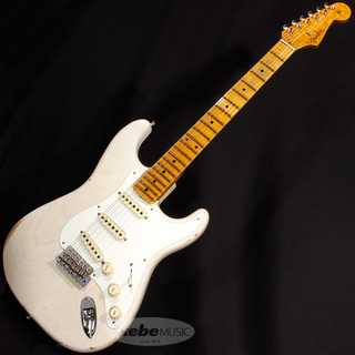 Fender Custom Shop 2019 Limited 1956 Stratocaster RELIC w/ CLOSET CLASSIC HARDWARE Aged White Blonde【特価】