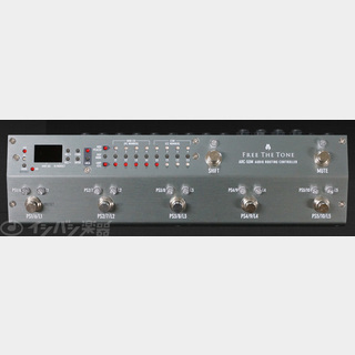 Free The Tone ARC-53M Silver Audio Routing Controller 【箱崩れ特価】【新宿店】