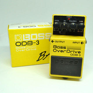 BOSS ODB-3 Bass Over Drive【USED】<下取りがお得!>
