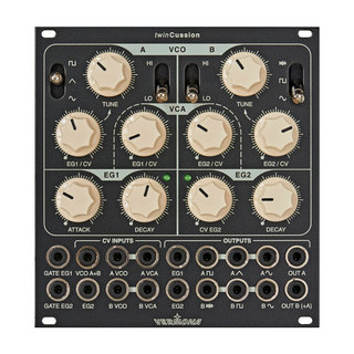 VERMONA engineering twinCussion