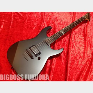 E-II M-I NECK THRU【Black Satin】