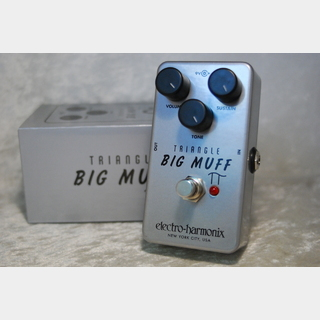 Electro-Harmonix Triangle Big Muff Pi (Distortion / Sustainer)【新品特価】 ☆送料無料12/25 20:30まで!☆
