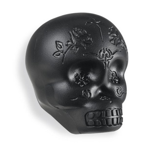 LP LP006-BK Sugar Skull Shaker Black シェーカー