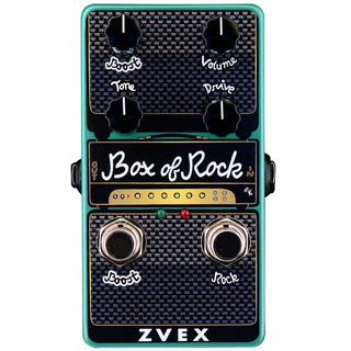 Z.VEX EFFECTS Box Of Rock Vertical Series ディストーション 【WEBSHOP】