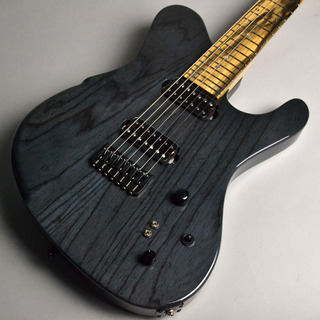 dragonfly BORDER 7st 666 Pale Moon Ebony Reverse Head Trans Black