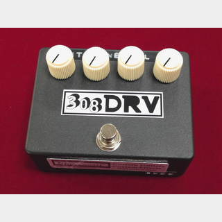 Shin's Music 308 DRIVE White Flag / Cream Knob 【市場残り数台】【展示入替特価】