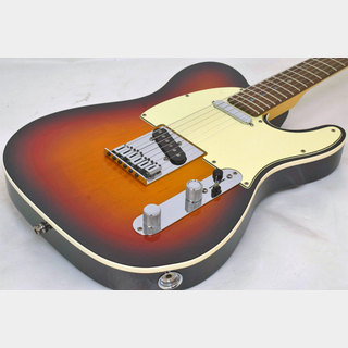 Fender American Deluxe Telecaster SCN S-1 Switch 3-Color Sunburst 【福岡パルコ店】