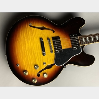 Gibson Memphis ES-335 Figured 2018 Antique Sunset Burst 【通常\468,600の所、展示品限りの大特価!】