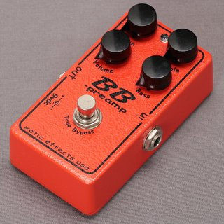 Xotic BB-PREAMP 【U-BOX_MEGA_STORE】