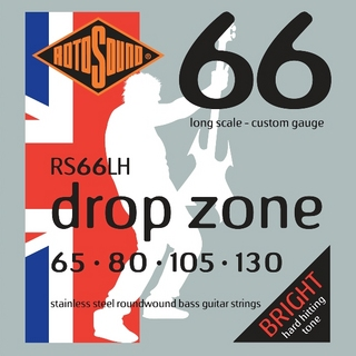 ROTOSOUND RS-66LH SWING BASS 66 DROP ZONE ベース弦【池袋店】