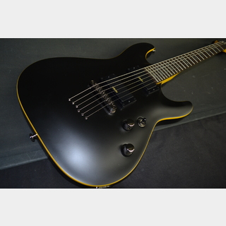 SCHECTER AD-DEMON-6 Aged Black Satin