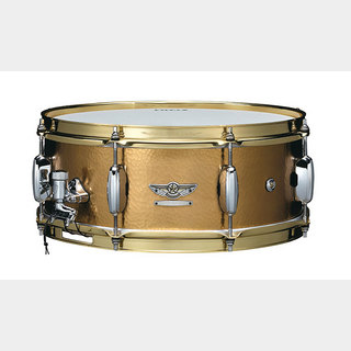 "Tama TBRS1455H STAR Reserve Snare Drum 14""x5.5"" Hand Hammered Brass"