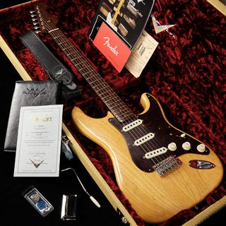 Fender Custom ShopISHIBASHI ONE-OFF COLLECTION JNM Relic 1957 Stratocaster Rosewood Neck Aged Natural 【渋谷店】