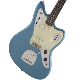 Fender Japan 2020 Collection Made in Japan Traditional 60s Jaguar Rosewood Fingerboard Lake Placid Blue