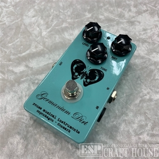 REUSS OD-02 Germanium Dirt [箱ダメージ品]
