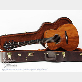 NISHIHARA GUITARS RN 00 (All Cuban Mahogany)