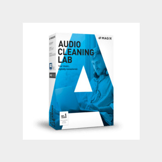 MAGIX Audio Cleaning Lab2 ノイズ除去ソフト SAHS40771