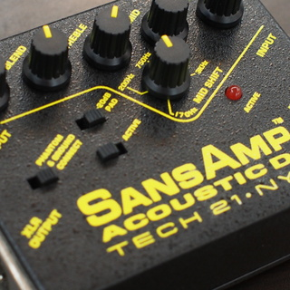 Tech 21 SANSAMP Acoustic D.I