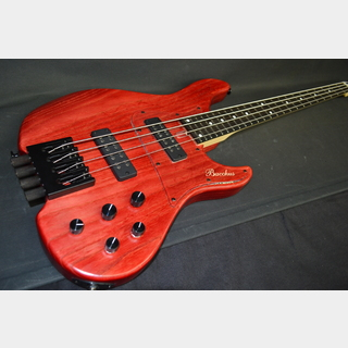 Bacchus WOODLINE4-HL24 RED/OIL  楽器フェアーモデル