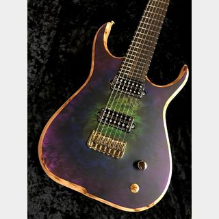 Skervesen Guitars Raptor 7 【7弦】
