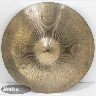 "Zildjian Istanbul K Zildjian 18""Medium [Intermediate stamp(1959-1966) / リベット x8 / 1500g]"