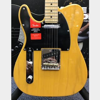 Fender 【さよならアッシュセール!!】American Professional Telecaster Left Hand -Butterscotch Blonde-