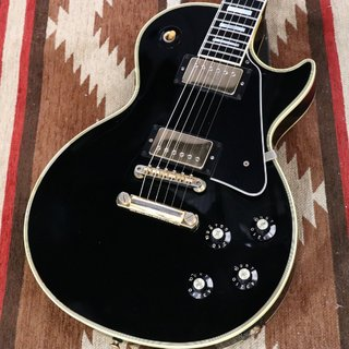 Gibson Custom Shop Custom Selection YCS 1968 Les Paul Custom Ebony【御茶ノ水FINEST_GUITARS】