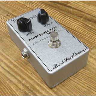 British Pedal Company BPC Sound Ltd Compact Series Professional MKII Tone Bender OC81D