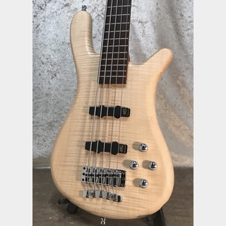Warwick Team Built Original Streamer LX Maple Top 5st -Natural-【小物セットキャンペーン!】
