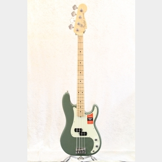 Fender American Professional Precision Bass Maple / Antique Olive