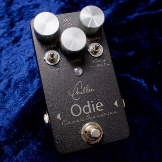 CHELLEE GUITARS and EFFECTSOdie Classic Overdrive