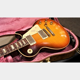Gibson Custom Shop 60th Anniversary 1960 Les Paul Standard V3 Washed Bourbon Burst V.O.S. 4.05kg