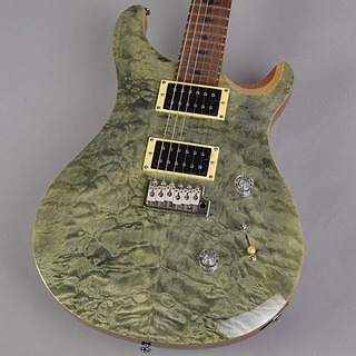Paul Reed Smith(PRS) SE Custom24 Roasted Maple Trampus Green