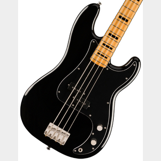 Squier by Fender Classic Vibe 70s Precision Bass Maple Fingerboard Black 【WEBSHOP】