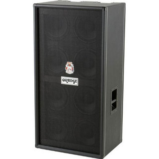 ORANGE OBC810 -8X10 Bass Speaker Cabinet- BLACK 【NEW】