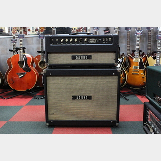 "BRUNO 1990's Lead Man 60 Head & 2x12"" Cabinet"