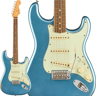 Fender Mexico Vintera Road Worn '60s Stratocaster (Lake Placid Blue)