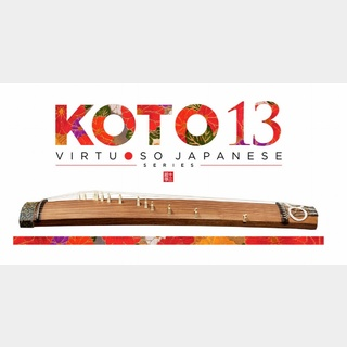Sonica KOTO 13 十三弦箏 Virtuoso Japanese Series【WEBSHOP】