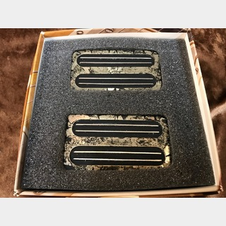 Bare Knuckle Pickups BLACK HAWK 6 String Set -Camo Radiator- 【6弦用ハムバッカーセット】【送料無料】