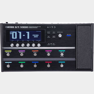 BOSSGT-1000 Guitar Effects Processor