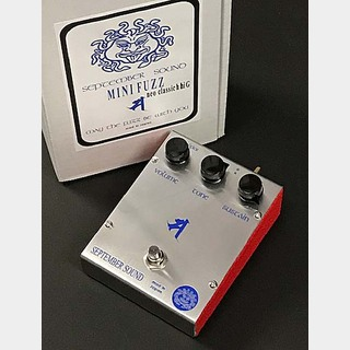September SoundMini Fuzz Neo Classic Hi-G【新宿店】