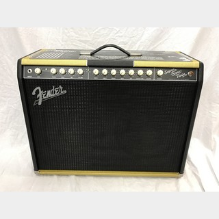 FenderSuper Sonic Twin Combo FSR Black/Gold w/Celestion Gold Speaker 【展示処分特価】