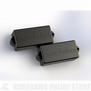 bartolini Bass Pickups 5-String P-Bass タイプ オリジナル シリーズ Pair Single Coil Type 58S72